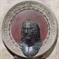 Andrea Mantegna · Autoritratto · 1491-94 · Cappella Mantegna · Basilica di Sant'Andrea · Mantova