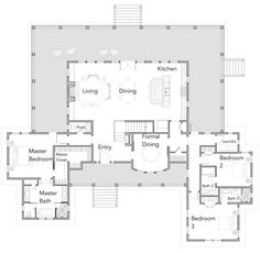 large open floor plans with wrap around porches rest collection flatfish island designs