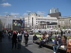 Manchester Piccadilly Gardens | Piccadilly Gardens