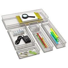 Mesh Drawer Organize