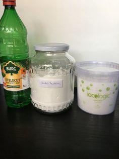 Tisztítószereim receptje | Citronella, Clean Up, Cleaning Hacks, Mason Jars, Household, Homemade, Bottle, Doterra, Natural