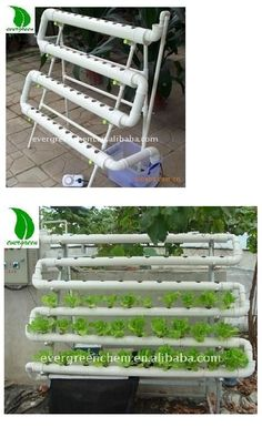 Scott and I are looking into do this....gardening made easy.  :)