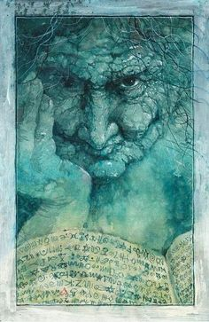 Čarokniha Harryho Pottera (Harry Potter film), by Pavel Čech (Paul Cech. Harry Potter Film, Typography Prints, Various Artists, Art Boards, Art Pictures, New Art, Painting & Drawing, Mythology, Creatures