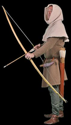 medieval archery clothing images - photo #3