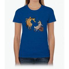 You Do Not Talk About Fight Club Unicorn Womens T-Shirt
