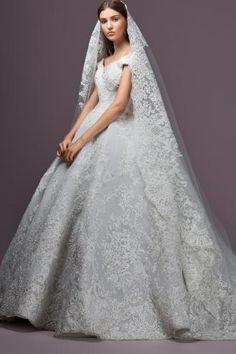 19e27f49797 Saiid Kobeisy - Bridal Ready To Wear Fall 18 - WE.3500