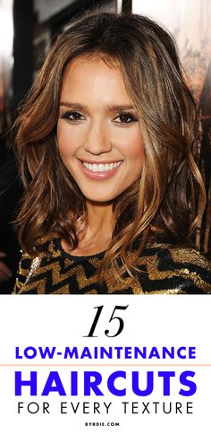 Hair Styles 2018 The 15 best low-maintenance haircuts for every hair type Discovred by : Byrdie Beauty Low Maintenance Haircut, Corte Y Color, Brunette Hair, Brunette Highlights, Color Highlights, Wedding Hair Clips, Hair Color And Cut, Great Hair, Gorgeous Hair