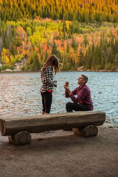 Live Love Breathe Weddings: How He Asked... My Engagement Story- Rocky Mountains- Colorado Engagement
