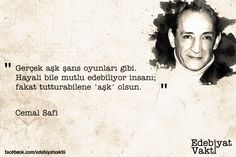 Cemal Safi (1) Cool Words, Karma, Literature, Poems, 1, Wisdom, Album, Love, Feelings