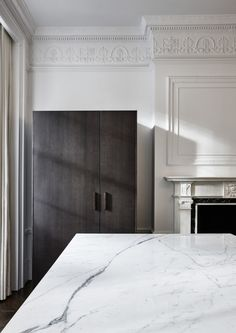 Residential project at Montagu Square London by d-raw
