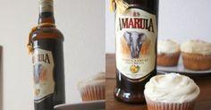 Amarula Cupcakes Recipe