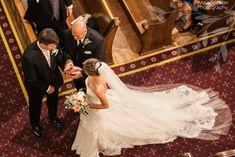 Amanda & David's Wedding | Basilica of the Sacred Heart & Villa Christina; Anna and Spencer Photography