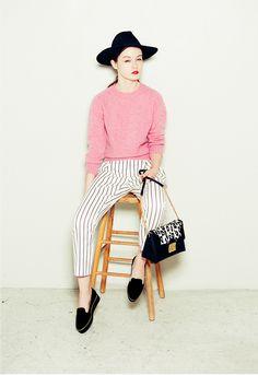 私らしく着たい!ピンクのニット♥糖度別♥コーディネート - Litaly