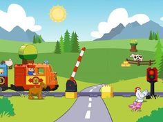 Lego Duplo Trains | Free iPad & iPhone Railway app for toddlers