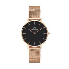 Elevate your everyday look in an instant with this to-die-for-timepiece. This watch has you ready to go from office to rooftop party in the blink of an eye. The rose gold case is crafted from refined and polished 3I6L stainless steel core with a rose gold plating. The beautifully crafted mesh strap is soft and lightweight, and ensures the watch sits comfortably on your wrist. Made from stainless steel, the mesh strap is available with a silver or rose gold plating, and its length can easily…