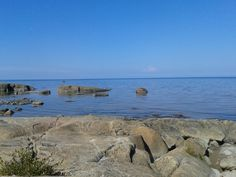 Fäboda Beach in Jakobstad, Ostrobothnia. Beautiful Scenery, The Great Outdoors, Country, Beach, Places, Water, Finland, Gripe Water, Rural Area