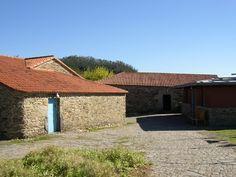 Ribadiso da Baixo, La Coruña #Galicia #CaminodeSantiago #LugaresdelCamino