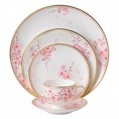 Wedgwood Spring Blossom Dinnerware