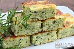 Receita de Torta de ervas em receitas de tortas salgadas, veja essa e outras receitas aqui!