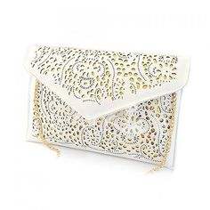 New! vintage-look crossbody clutch $13.99 at www.boho-mojo.com. Get the look for just a little change!