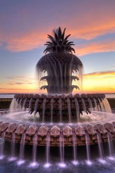 What a beautiful fountain!