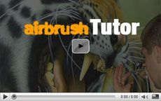 If you are looking for down to earth airbrushing tutorials from a guy who is not only talented but really great to listen to and watch then check this site out!
