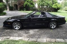1988 IROC Camaro