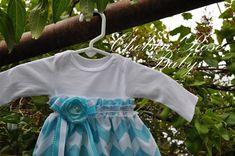 Baby Girl Dress Baby Girl bodysuit Dress by ChelseaRoseBaby
