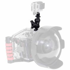 Ikelite Mount Kit for GoPro for DSLR Housing, Includes Ball, Tripod Mount for GoPro Cameras and Lightweight Accessory Clamp Photography Guide, School Photography, Photography Contests, Photography Courses, Photography For Beginners, Photography Workshops, Photography Camera, Photography Equipment, Underwater Photography