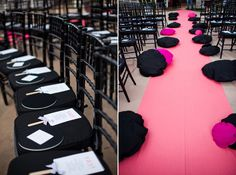 Polka Dot Wedding! So cute! My Website //www.simplycoutureweddings.com