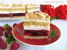 Smaki ogrodu: Ciasta - z owocami