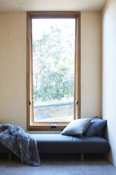 Two Halves House, by Moloney Architects, in Daylesford Region, Vic, Australia