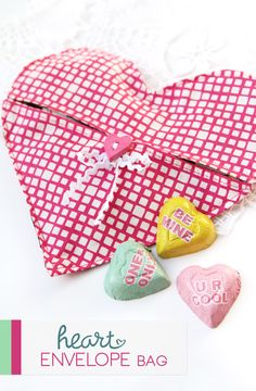 Sweet and Easy Valentine Love Pocket