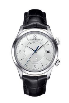 14208c6c20f Jaeger-LeCoultre montre Master Memovox Relógios De Luxo