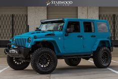 View all of the vehicles in the Starwood Motors inventory. Green Jeep, Blue Jeep, Lifted Ford Trucks, Jeep Truck, 2017 Jeep Wrangler Unlimited, Wrangler Rubicon, Jeep Gladiator, Jeep Life, Concept Cars