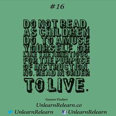 #GustaveFlaubert #read #reading #LifeChangingArt #LCA #LCW #LifeChangingWords #quote #quotes #life #live #instaquote #instadaily #instalife #instalive