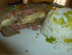Pastel de Carne y papa preparado por Susana Garcia rayas para Cocina Gourmet II