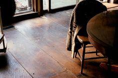 wide plank board floors