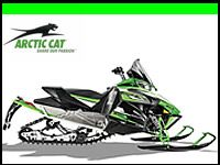 New Arctic Cat Snowmobile's For Sale