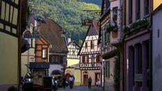 A Stroll Through Kaysersberg - Beautiful Villages of France | ARTE in English