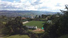 Campo de Epm en san Andrés de cuerquia