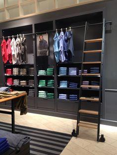 Resultado de imagen para sixties pants store visual merchandising