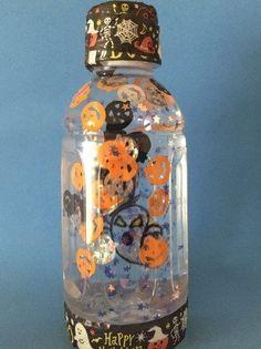 ペットボトル工作でハロウィングッズ5選!スノードームやランタンも!   ココシレル Pet Bottle, Halloween 2019, Diy Stuffed Animals, Handmade Crafts, Snow Globes, Vase, Pets, Decor, Crafts For Kids