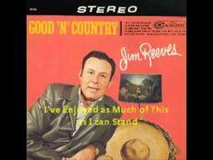 Jim Reeves. Good 'N' Country - YouTube