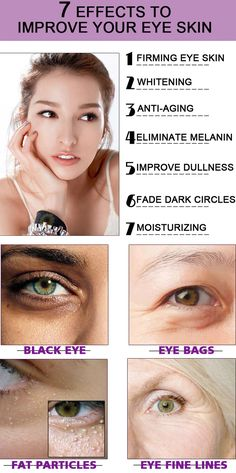 improve your eye skin - Firming Eye Cream, Skin Firming, Varicose Veins Treatment, Neck Wrinkles, Anti Aging Eye Cream, Eye Wrinkle, Massage Roller, Exfoliating Scrub, Bright Eyes