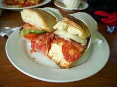 Ricette Street food italia - Panino con la soppressata