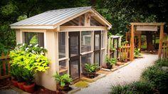 Chicken Coop Design - Redeem Your Ground | RYGblog.com