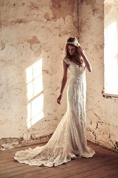 Anna Campbell Bridal | Alyssa Dress my dream dress