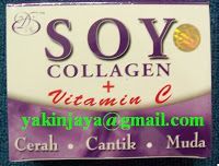 Yakin Jaya Enterprise Ignore the copycats and do not go with the flow pick the Orginal and Real Natural Collagen Products