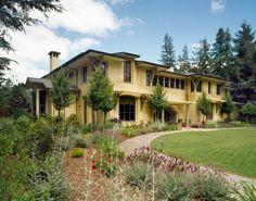 modern contemporary home exterior colors   This beautiful garden house modern exterior fabulous decoration idea ...